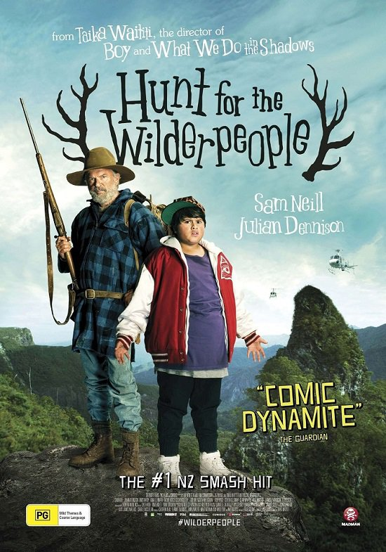 Hunt for the Wilderpeople + introduction